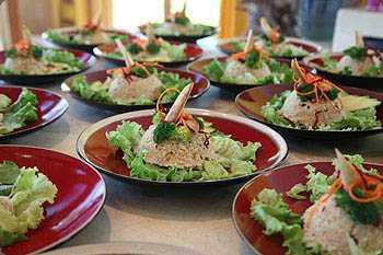 Costa Rica vegan restaurant/hotel