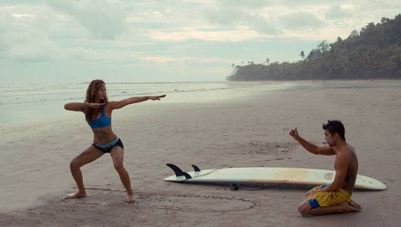 Surfing Instruction and Camps at Anamaya Resort