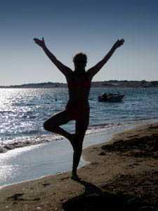 Yoga Brings Health Benefits