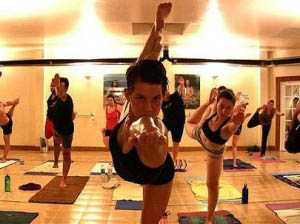 Yoga Instruction for Bikram Yoga