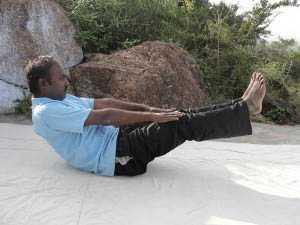 Forrest Yoga Poses