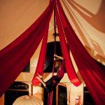 Ksenija Savic - Aerial Silk