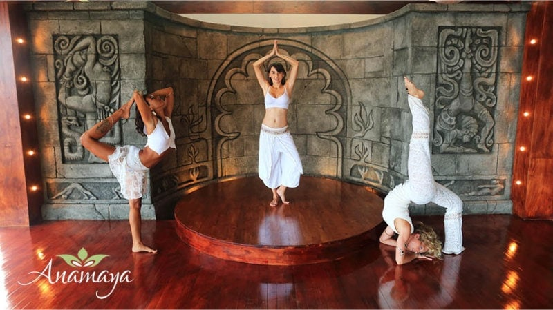 1 - Artistic Shows and Displays at The Yoga Deck Temple