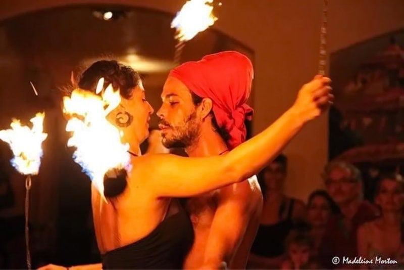 Firedancing 4