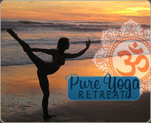 Pure Yoga Retreat in Costa Rica