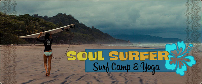 Costa Rica Surf Camp - Soul Surfers