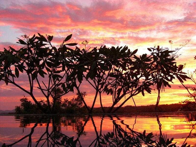 Tropical Sunrise At Anamaya Resort