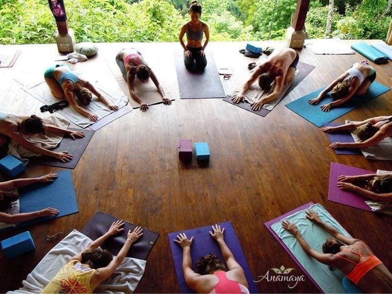 Yoga Teacher Training at Anamaya Resort