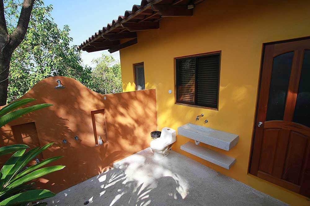 Garden Bathroom Design