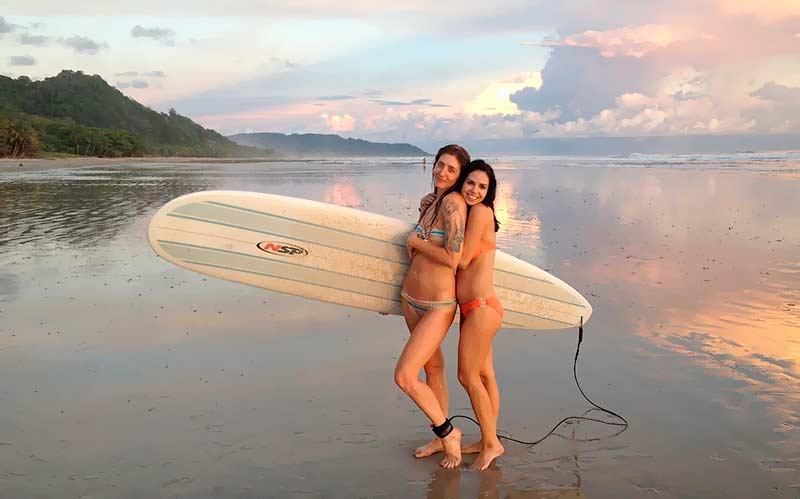Costa Rica Surf Camp in Montezuma/Santa-Teresa/Malpais