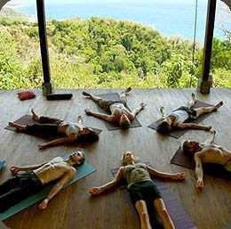 Anamaya Resort Yoga Classes