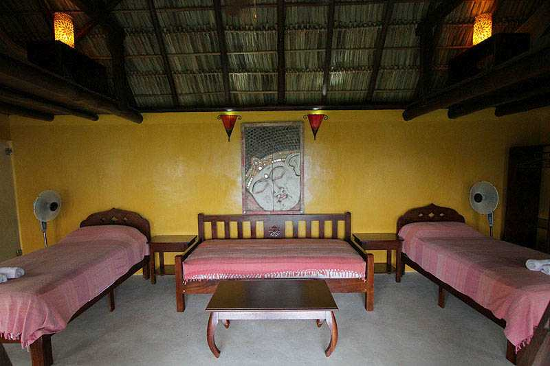 Affordable yoga retreat
