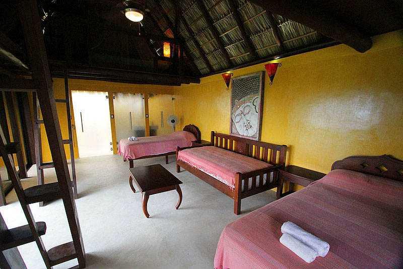 Yoga dormitory