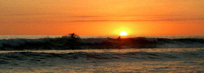 Santa Teresa, Costa Rica Surfing and Yoga Package, Lessons, Classes, and Retreat