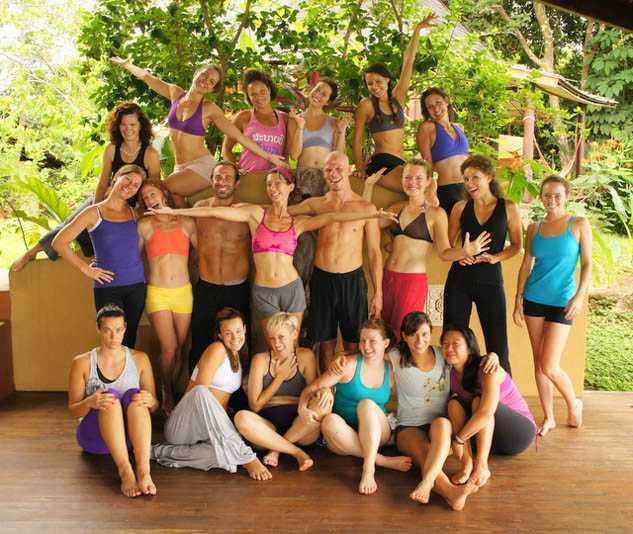 jacqueline chiodo's costa rica yoga teacher training