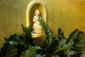 Ananda Buddha Garden