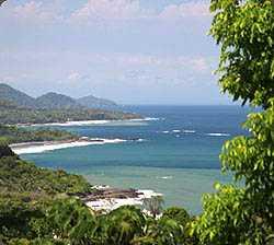 Montezuma, Costa Rica View