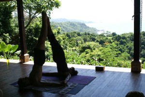Sarita's Partner Yoga