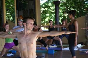 Sarita's Yoga Class 3