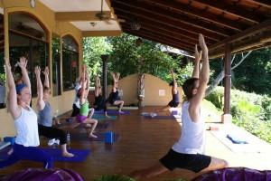 Sarita's Yoga Class