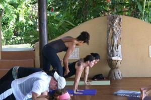 Sarita's Yoga Class 2