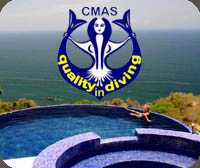 CMAS Scuba Certification in Montezuma, Costa Rica