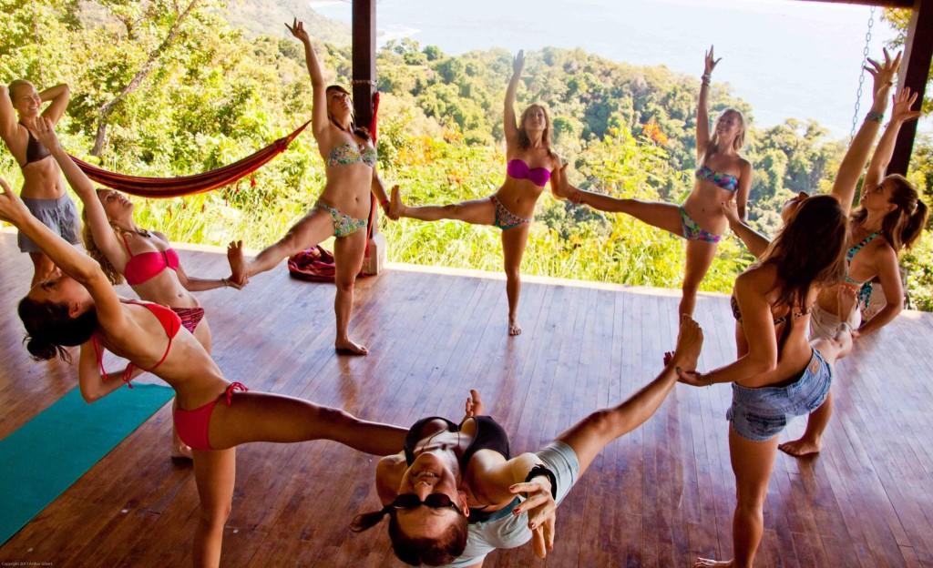 Yoga Group Fun