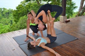 Partner Yoga 5