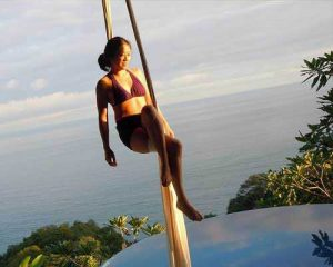 Costa Rica Aerial Silk Classes