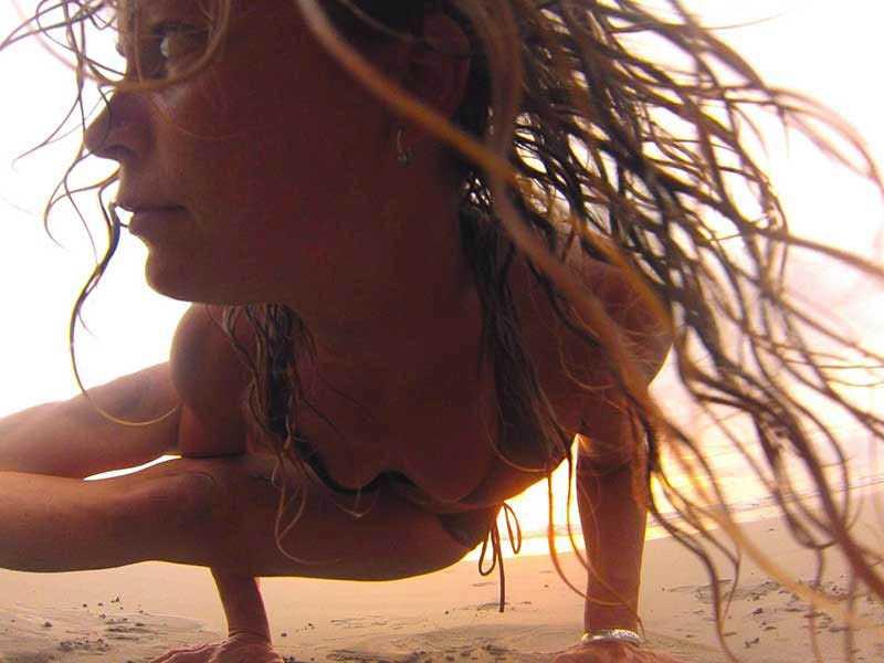 Megan Panchinchin is a Yoga Teacher in Costa Rica