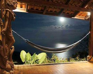 World's most beautiful yoga deck?