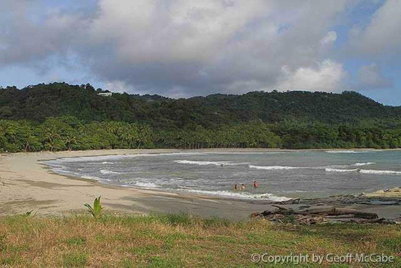 Barigona Bay