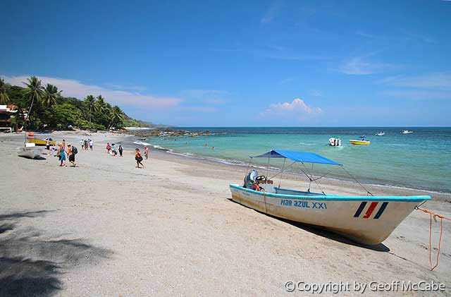 Montezuma Bay Beach