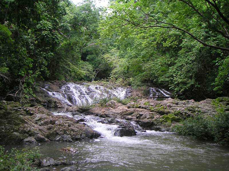 Montezuma River