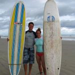 surfers kim and scott