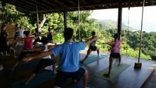 MJ Shaw's Yoga Class