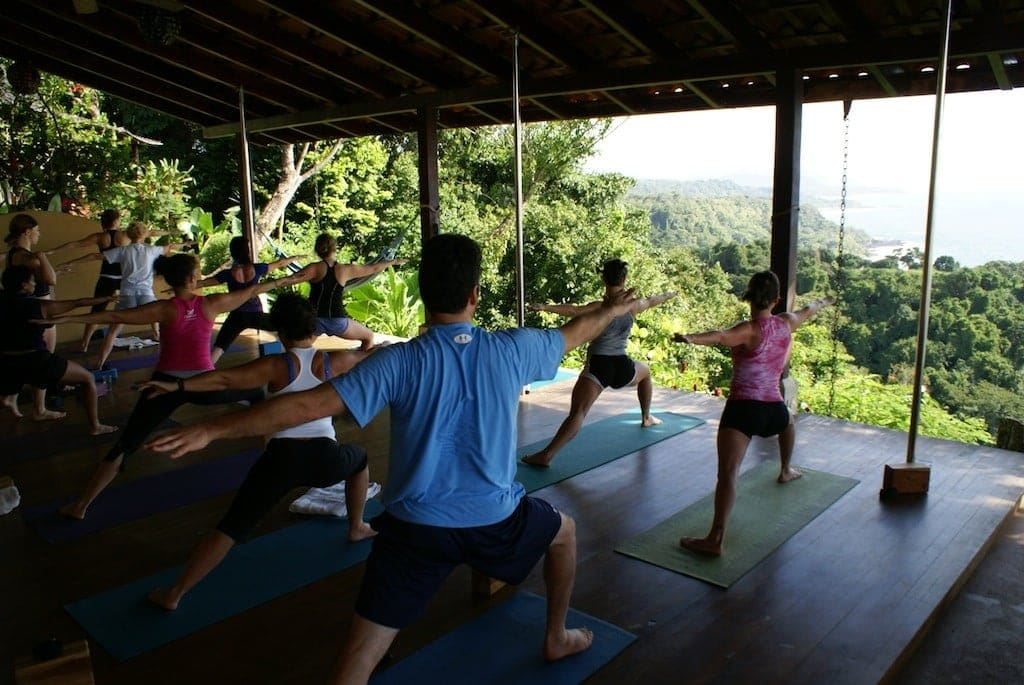 Yoga Retreats with Guest Teacher & Fitness Workshop Leader MJ Shaw