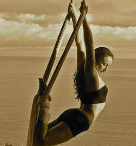 Aerial Yoga & Silk Workshop with Ana Prada