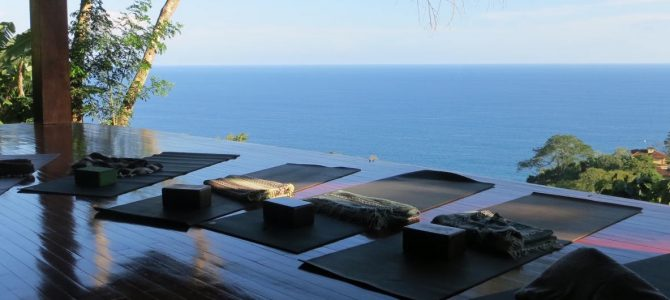 Yoga Retreat with Abbé Ciulla