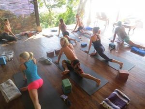 Retreat Morning Class at Anamaya Resort