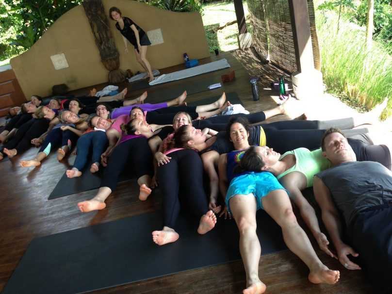 Ronys Yoga Class at Anamaya Resort copy