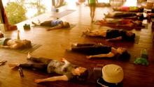 Anamaya Yoga Class