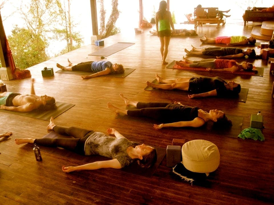 Anamaya Yoga Retreats with Naheed Radfar