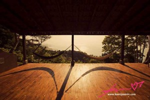 Costa Rica Yoga Deck