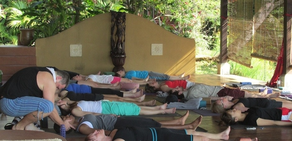 Yoga Retreats with Guest Teachers Kelly and Ted