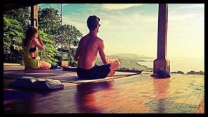 Yoga Deck Meditation