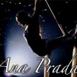 Ana Prada, former aerialist performer with Cirque du Soleil, retreat
