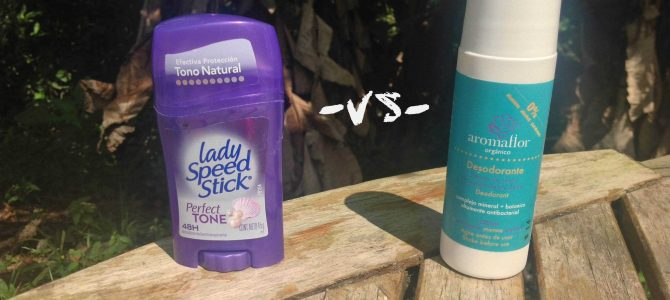 Does Natural Deodorant Work?