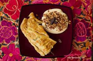 Anamaya Breakfast - by Ksenija Savic