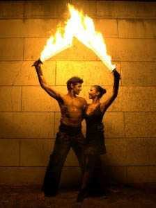 Interview with former Cirque du Soleil Fire Artist, Srikanta Barefoot
